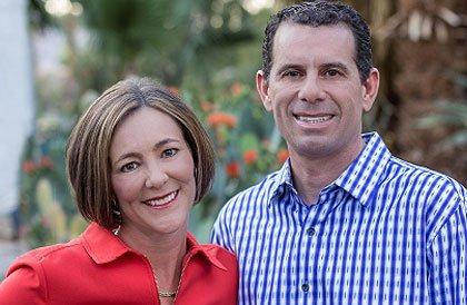 Bill & Amy Albers
