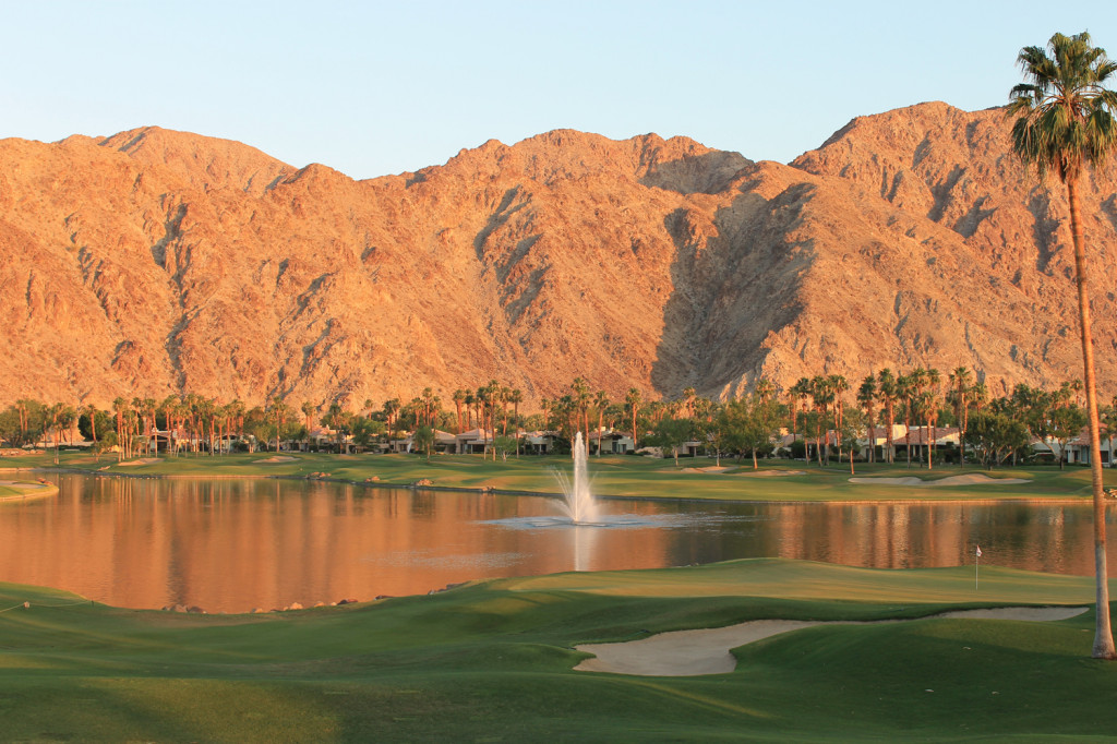 PGA West La Quinta golf course
